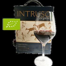 3 Liter Intruso Monastrell, Viño de la Tierra de Murcia, BIB