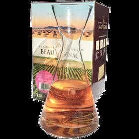5 Liter BIB Rosé, La Famille des Vins de Beauvignac, Côtes d ...