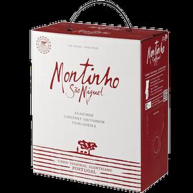 3 Liter BIB Montinho Rot, Vinho Regional Alentejano