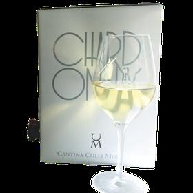 3 Liter BIB Chardonnay, Garda DOP