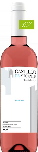 2020 Castillo de Alicante, Rosado, Alicante DO, Bodegas Bocopa