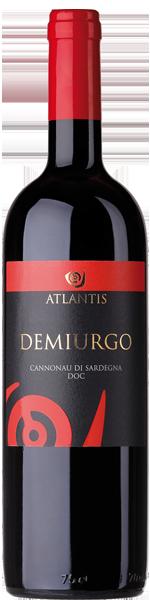 2015 Demiurgo, Cannonau di Sardegna DOC