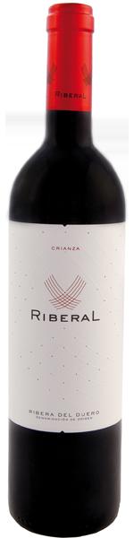 2016 Riberal, Ribera del Duero DO, Crianza