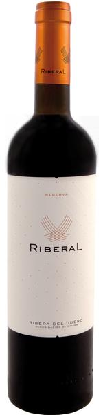 2015 Riberal, Ribera del Duero DO, Reserva