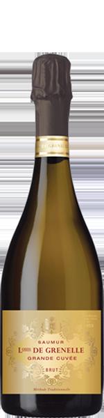 Louis de Grenelle 'Grande Cuvée', Saumur AOP, Brut