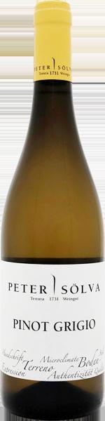 2018 'I Vignetti', Südtiroler Pinot Grigio IGP