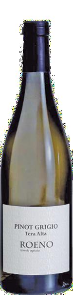 2017 Tera Alta Pinot Grigio Valdadige DOC, Roeno