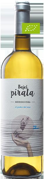 2020 Bajel Pirata Merseguera, Alicante DO, De Andrés Sisters